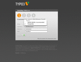 TYPO3 Version 4.4