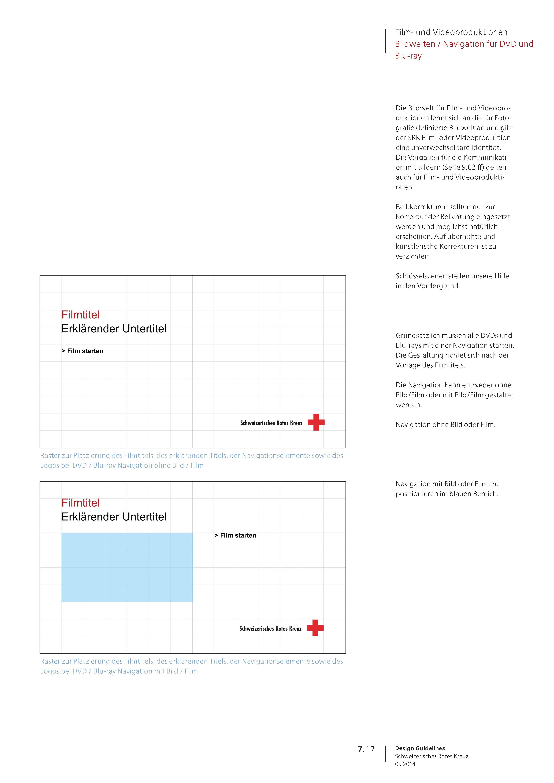 Corporate Design Manual Grafiker Bern
