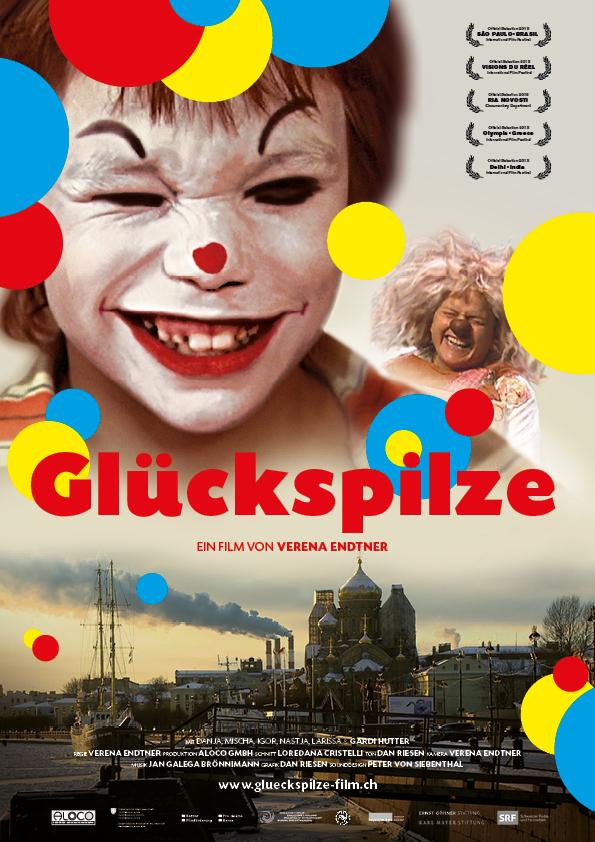 Filmplakat Glückspilze