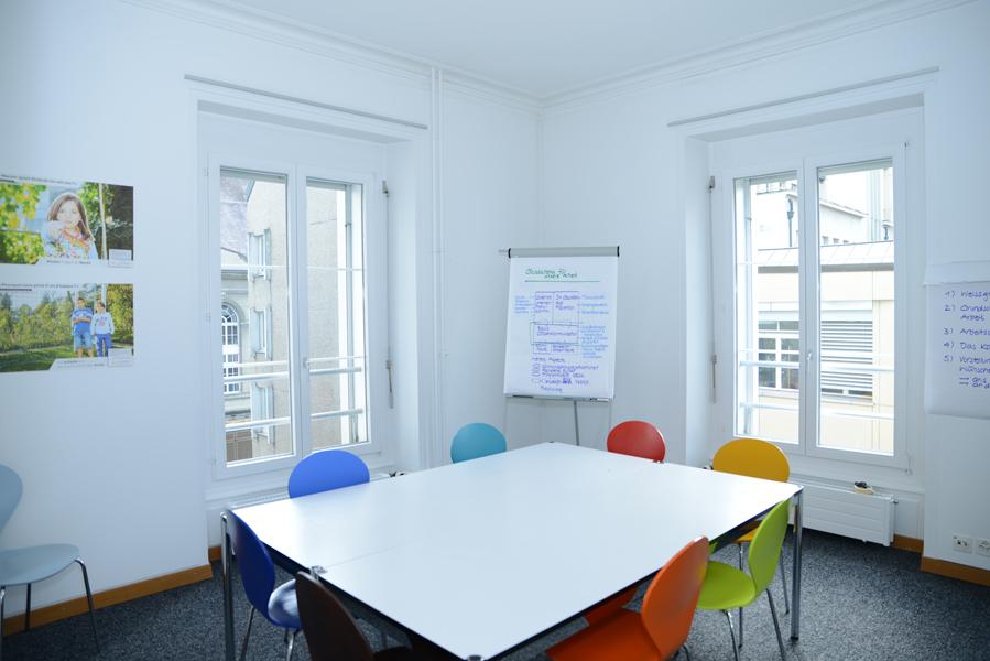 Zentrale Büroräume in Bern zu vermieten