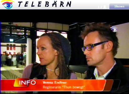 Videoproduktionsfirma ALOCO im TV